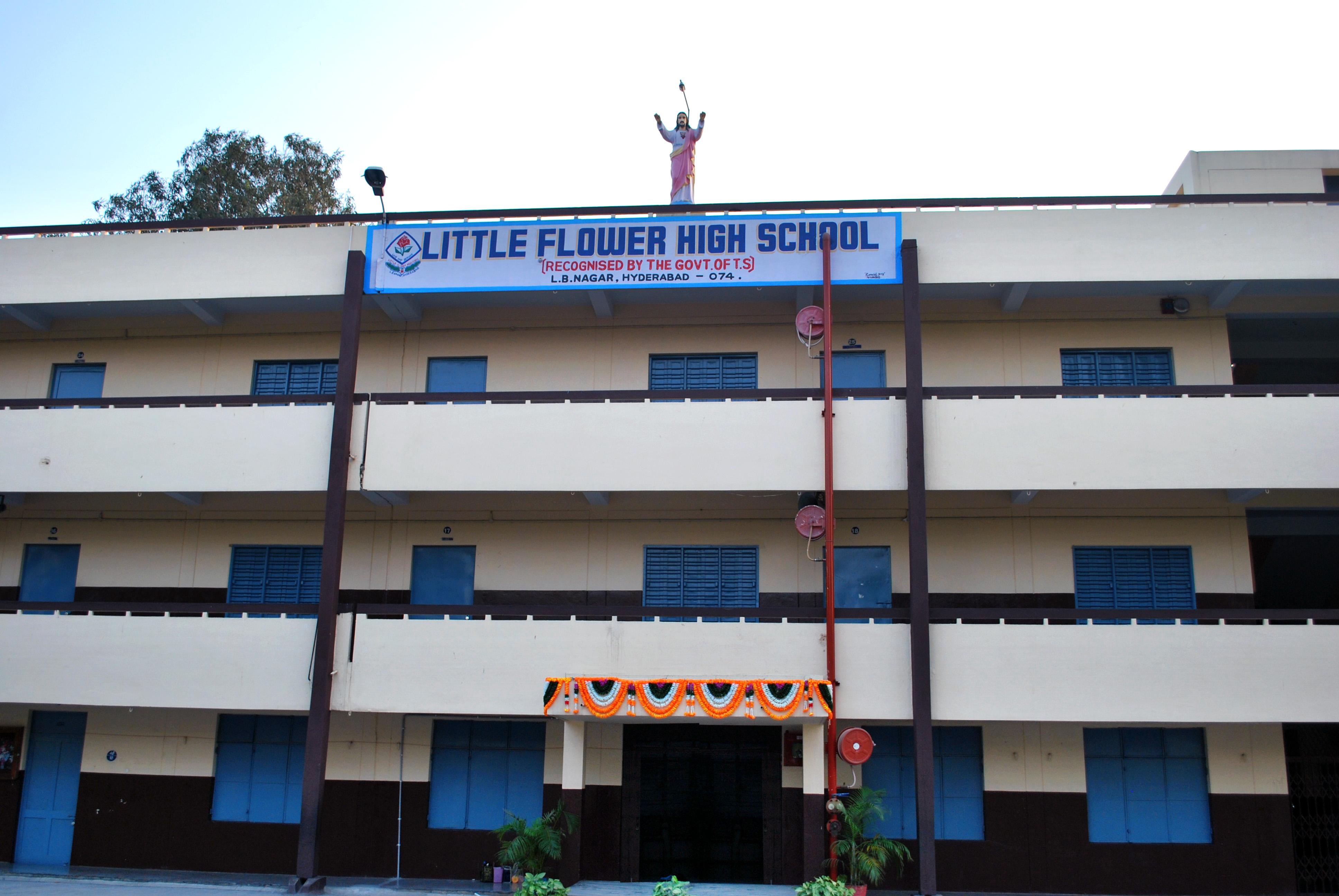 Little Flower High School Abids Fees Best Flower Site
